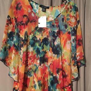 Liz Mccoy Other - Multi Colored Shirt